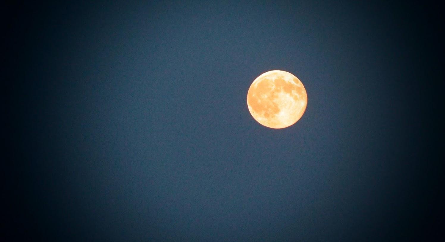Луна из Крыма 2015