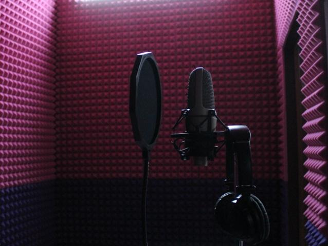 музыкальная студия оборудована звукозаписи цена за аренду метро Ольховая
